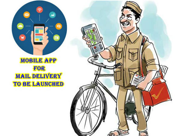 Mangaluru Postman Will have handheld devices for taking People's signatures