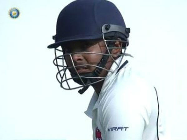 Ranji Trophy Final: Mumbai bowled out for 228; Prithvi Shaw top-scores with 71