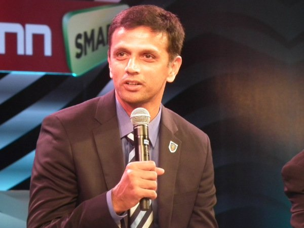 Rahul Dravid shares inspirational video on how cricket contributed to his life
