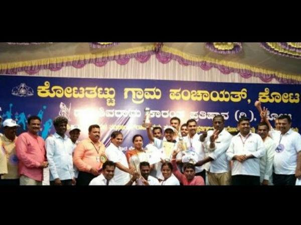 Kottathatu Gets Karnataka S First Cashless Panchayat