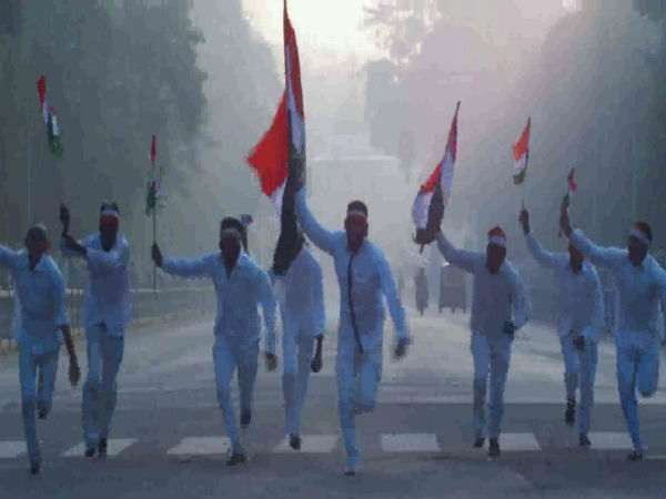 68th Republic: mysuru Town Brothers Dance Class Association create the Patriotism song