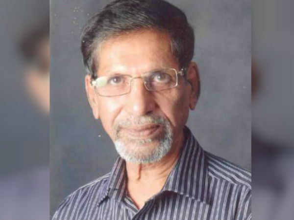 well-known linguistic scientist Dr. Kikkeri Narayan passes away