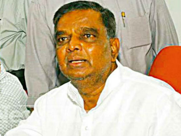 Courage,keeping ahead of the govt performance go to the people: srinivas prasad