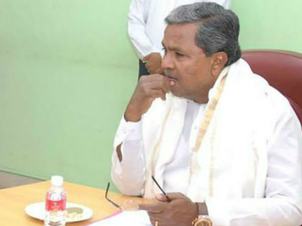 The congress inclusion of  V. Somanna is rumor: Siddaramaiah