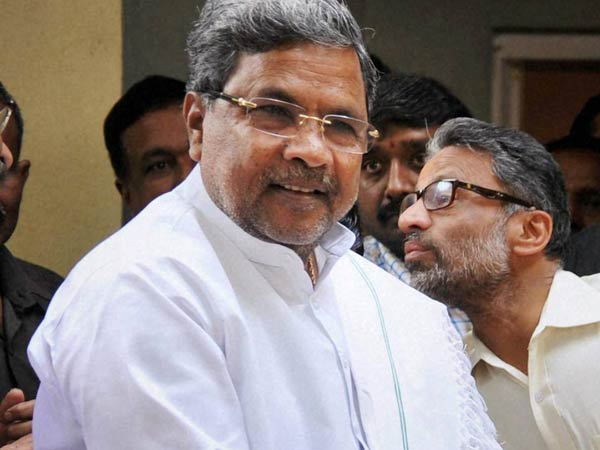 IT raid on karnataka congress leaders houses: reaction of cm