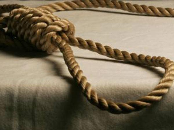 The third wife who committed suicide by hanging himself in mysuru