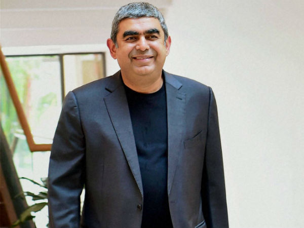 Infosys CEO talks about demonetisation, US elections