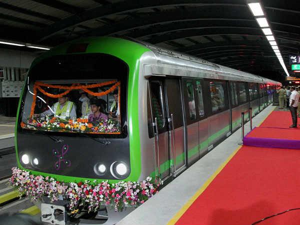 ಬೆಂಗಳೂರು: ಪೀಕ್ ಅವರ್ ಗಳಲ್ಲಿ 4-5 ನಿಮಿಷಕ್ಕೊಂದು ಮೆಟ್ರೊ ರೈಲು
