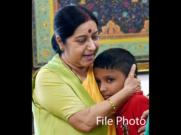 Sushma Swaraj Proved She Is A Helpful External Affairs Minister