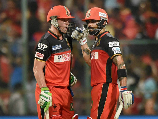 IPL 2017: Full schedule for Royal Challengers Bangalore (RCB) - April 5 to May 14