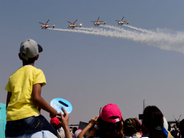 Aero India 2017 concludes. No clarity on where the next Air show
