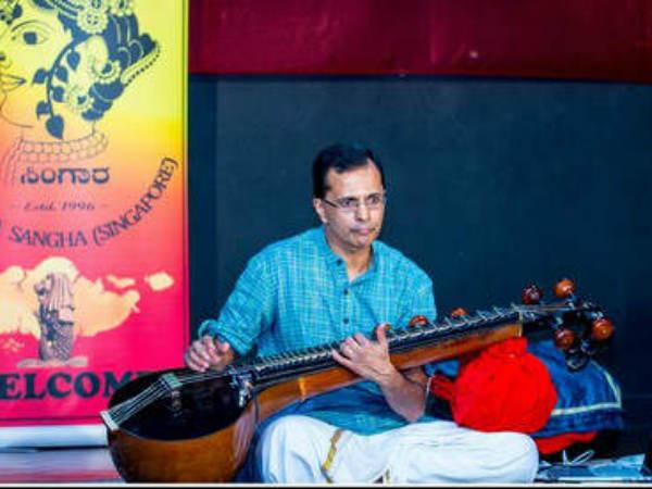 ಸಿಂಗಪುರದಲ್ಲಿ ವಾದಿರಾಜ ಪುರಂದರ ಆರಾಧನೆ - 2017