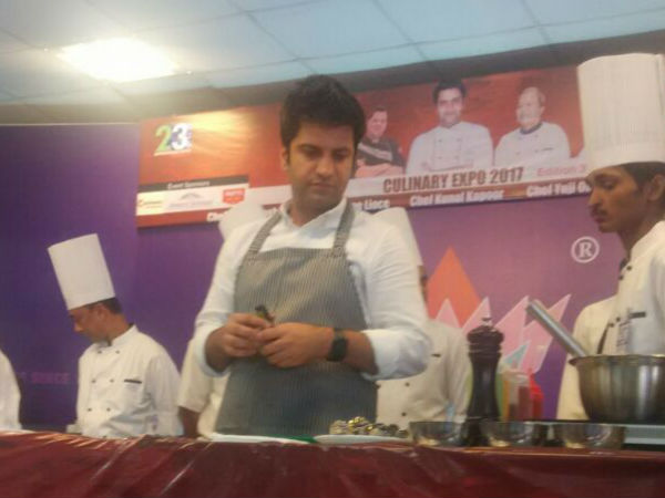 Bengaluru hosts Culinary Expo-2017