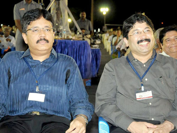 Maran brothers discharged in Aircel-Maxis case