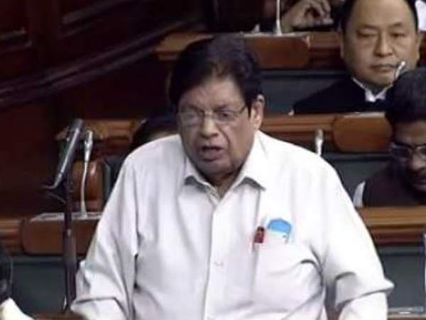 Former Minister E Ahamed Dies After Suffering Cardiac Arrest