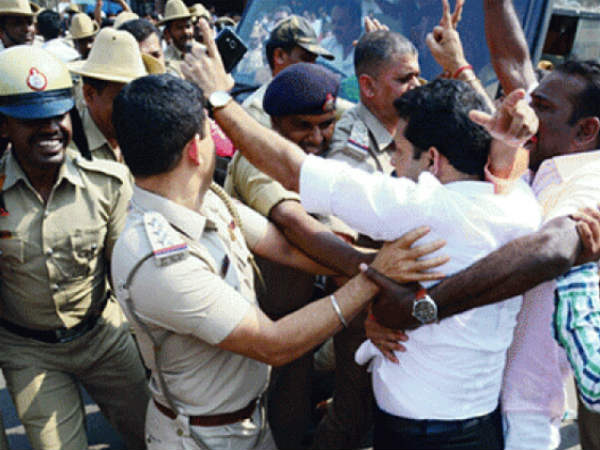 Mangaluru: 'Save Netravati' protesters call for Dakshina Kannada bundh, after Police detained them