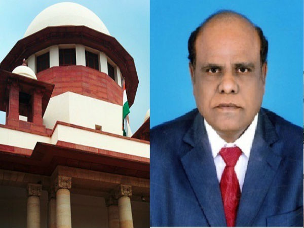 SC bars Justice Karnan from judicial work, issues contempt notice
