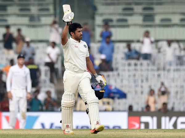 Epic 303* not enough: Karun Nair to be dropped for Bangladesh Test, hints Virat Kohli