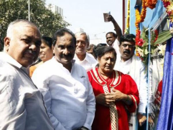 ಬೆಂಗಳೂರಲ್ಲಿ 100ಕ್ಕೂ ಅಧಿಕ ಸ್ಕೈವಾಕ್ ನಿರ್ಮಾಣ: ಜಾರ್ಜ್