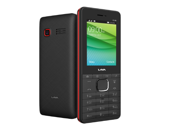 Lava 4G Connect M1 feature phone with 4G VoLTE support launched