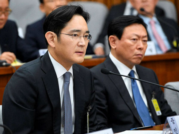 Samsung boss living with no smart phone inside the jail