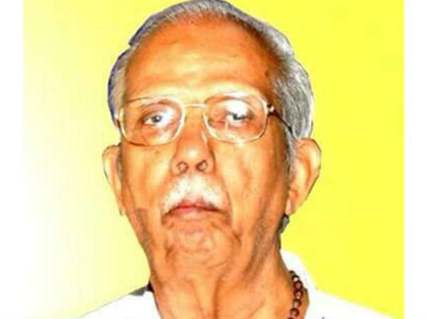 Senior RSS Pracharak MaiCha Jayadev Passes away
