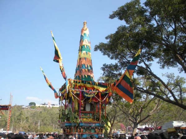 Special religious events of Mudukutore jatre