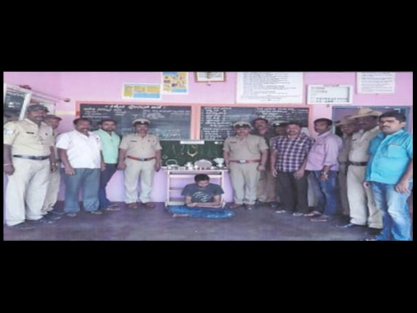 Thief arrested by Mandya police