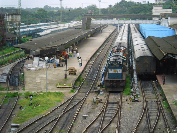 Railway Line doubling sought between Mangaluru Central and Junction stations