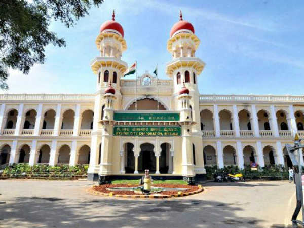Mysore citizens can register their complaints through the Internet