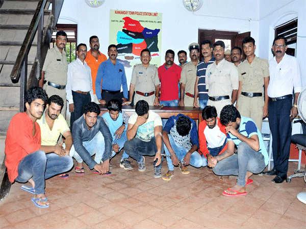 ಮಂಗಳೂರು: ಪ್ರತಾಪ್ ಪೂಜಾರಿ ಕೊಲೆ ಆರೋಪಿಗಳು ಸೆರೆ