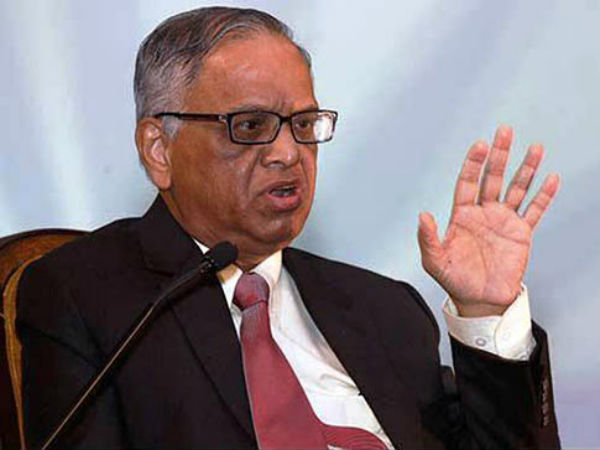 Indian IT Firms Should Stop Using H-1B Visas, Focus On Local Hiring: Narayana Murthy