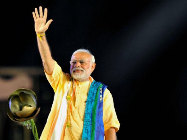 ಕಾಂಗ್ರೆಸ್ ಅಧಿಕಾರದಲ್ಲಿರುವ ಯಾವ ರಾಜ್ಯವೂ ಉದ್ಧಾರವಾಗಲ್ಲ: ಮೋದಿ