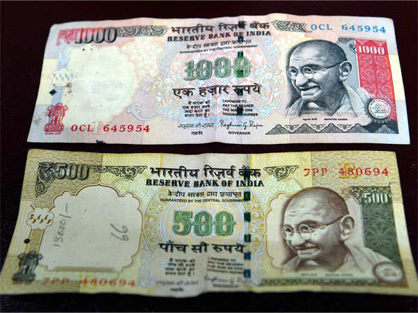 Rs. 10,000 fine to those who still holds banned notes