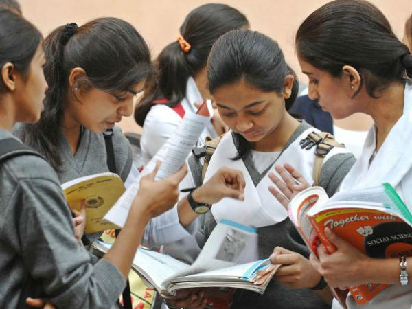 Mangaluru First Puc Students Struggled Attend The Exam Due To Bundh