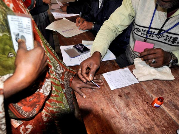 64.2 % polling in first phase of UP elections