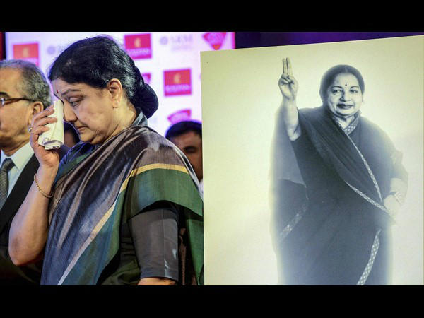 When Sasikala's asgtrologer predicted her fate spot on