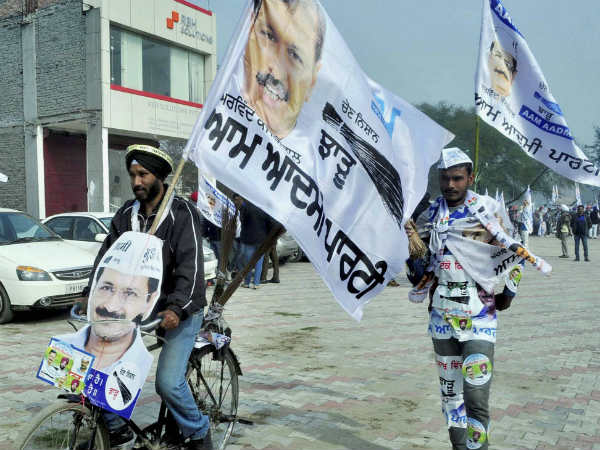 AAP will use spy cameras in Punjab Election