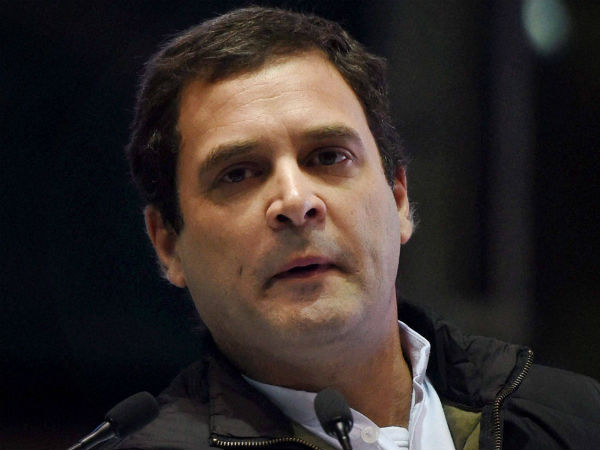 Rahul to travel abroad to be with Sonia Gandhi