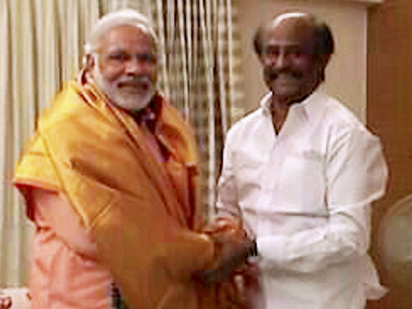 Ripples In Tamil Nadu After Rajinikanth Speaks About 'Power'