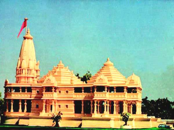 Ram temple will be constructed in Ayodhya at any cost, BJP Leaders
