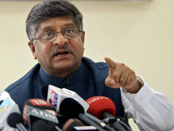 Centre committed to ending triple talaq says law minister Ravi Shankar Prasad
