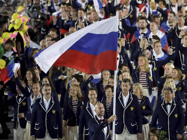 Russia banned from World Athletics Championships in London