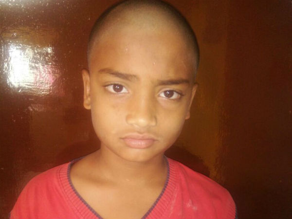 Head teacher Shaven head her student in front of other student in hubballi