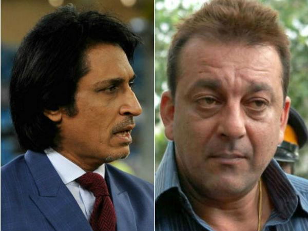 Ramiz Raja Casts Sanjay Dutt In His Debut Film Production