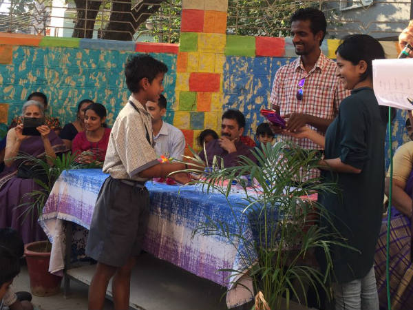 Bengaluru: B.PAC and Shell MRPL inaugurates Green School