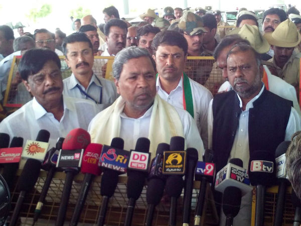The Karnataka Budget will be presented in the 2nd week of March: CM Siddaramaiah
