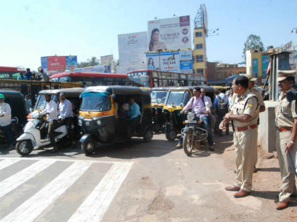 Police impose heavy fine:who violated traffic rules in mysuru