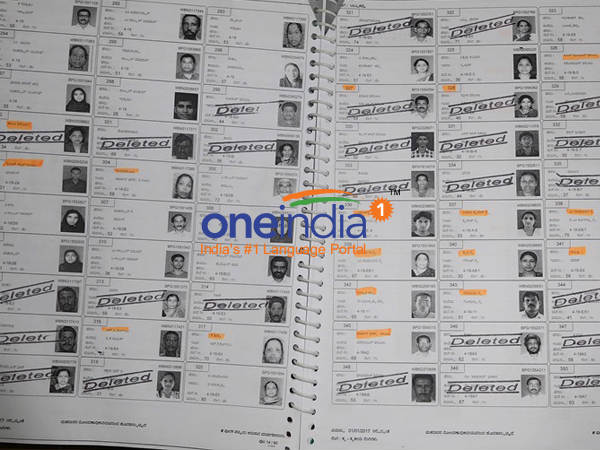 More than 150 voters name deleted in Ullal Municipality