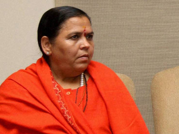 Rapists should be tortured in front of victims : Uma Bharti